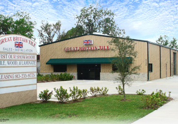 Great Britain Tile - 9533 Land O' Lakes Blvd, Land O' Lakes, FL 34638