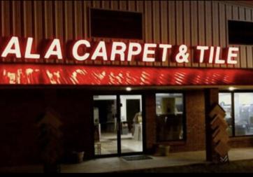 Ocala Carpet & Tile - 3920 S Pine Ave, Ocala, FL 34480