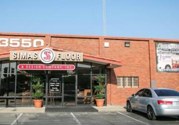 Simas Floor and Design Company - 3550 Power Inn Rd, Sacramento, CA 95826