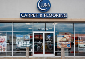Luna Flooring Galleries - 17W432 22nd St, Oakbrook Terrace, IL 60181