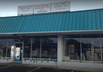 Webb Carpet Company - 2825 Raeford Rd, Fayetteville, NC 28303