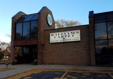 Williams Carpet Inc - 4794 Marsh Rd, Meridian charter Township, MI 48864