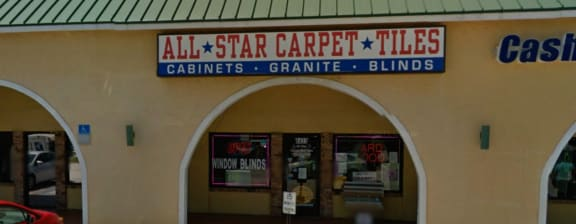 All Star Carpet And Tiles - 6682 S US Hwy 1 Port St. Lucie, FL 34952