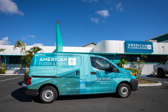 American Floor & Home - 302 Sand Island Access Rd Honolulu, HI 96819