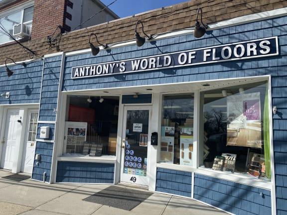 Anthony's World of Floors - 49 Manorhaven Blvd Port Washington, NY 11050