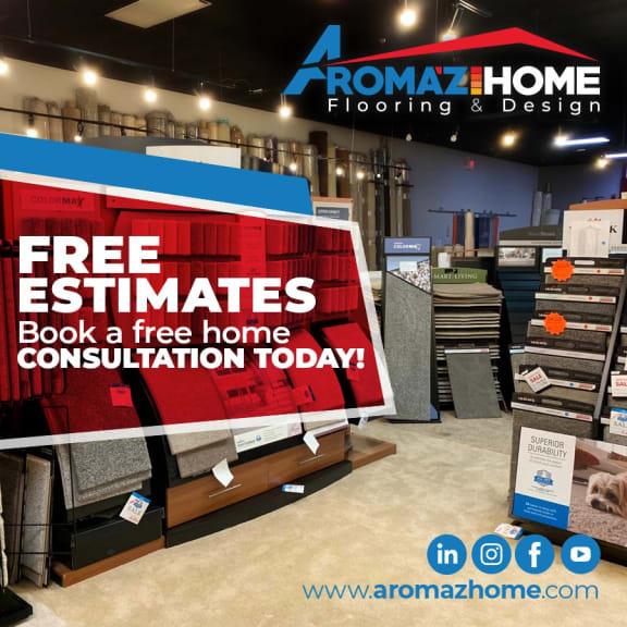 Aromaz Home Flooring & Design - 630 NJ-33 Trenton, NJ 08619