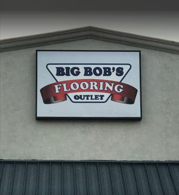 Big Bob's Flooring Outlet - 2601 N Memorial Pkwy Huntsville, AL 35810