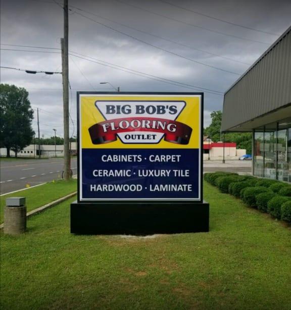 Big Bob's Flooring Outlet - 8949 Parkway E Birmingham, AL 35206