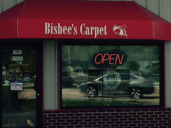 Bisbee's Flooring Center - 1591 W Main St Sun Prairie, WI 53590