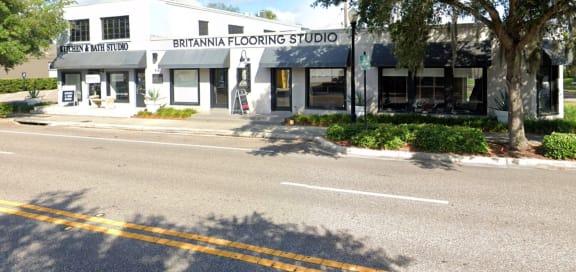 Britannia Services Inc - 919 N Orange Ave #100 Winter Park, FL 32789