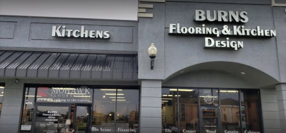 Burn's Flooring & Kitchen Design - 6256 Cypress Gardens Blvd Winter Haven, FL 33884