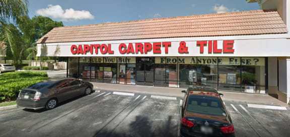 Capitol Carpet & Tile and Window Fashions - 10113 Southern Blvd Royal Palm Beach, FL 33411