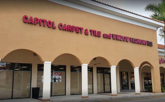 Capitol Carpet & Tile and Window Fashions - 2450 PGA Boulevard Palm Beach Gardens, FL 33410