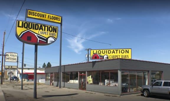 Carpe Barn Liquidation Center - 6325 E Sprague Ave Spokane Valley, WA 99212