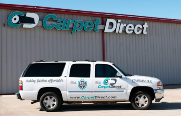 Carpet Direct - 10325 E 49th St Tulsa, OK 74146