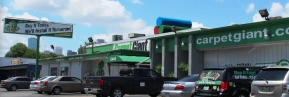Carpet Giant - 3407 Gulf Fwy Houston, TX 77003