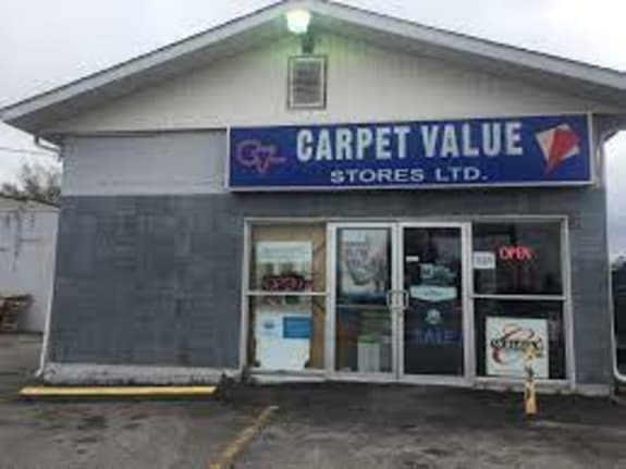 Carpet Value Stores - 1918 Main St Winnipeg, MB R2V 2B2