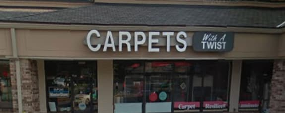 Carpets with a Twist - 500 NJ-35 Red Bank, NJ 07701