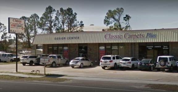 Classic Carpets Plus Color Tile - 414a Thomas Dr Panama City, FL 32408