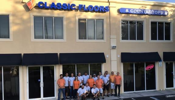 Classic Floors & Countertops - 28190 Old 41 Rd Suite #101 Bonita Springs, FL 34135