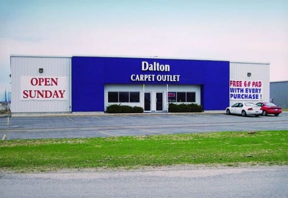 DALTON CARPET OUTLET - Appleton East - N468 Speel School Rd Appleton, WI 54915