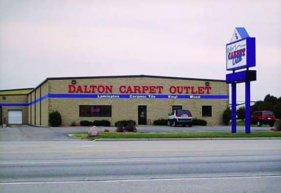 DALTON CARPET OUTLET - Appleton West - 846 N Westhill Blvd Appleton, WI 54914