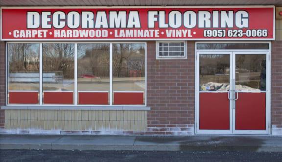 Decorama Flooring Bowmanville - 2365 Energy Dr #8 Bowmanville, ON L1C 3K3