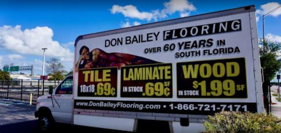 Don Bailey Floors - 8300 Biscayne Blvd Miami, FL 33138