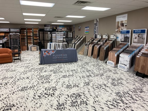 Flooring Inspirations - 2863 Liberty Ln Janesville, WI 53545