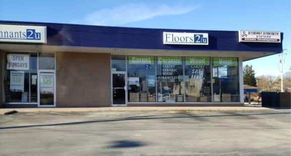 Floors 2 U - 2816 Shader Rd Orlando, FL 32808