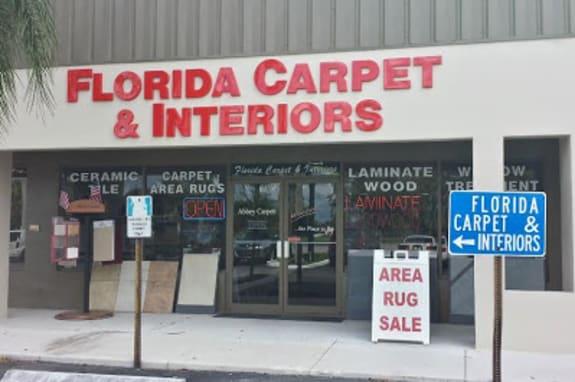 Florida Carpet & Interiors - 6250 N Military Trl #103 Riviera Beach, FL 33407