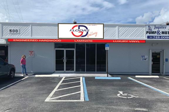 GD Floors Gallery - 500 N Old Dixie Hwy #3 Jupiter, FL 33458