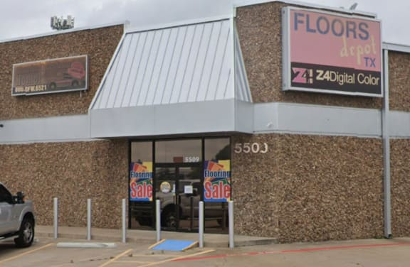 Floors Depot TX - 5505 Airport Fwy Haltom City, TX 76117