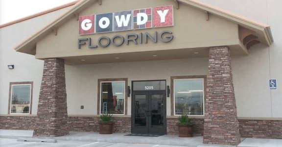 Gowdy Flooring - 5205 S Coulter St Amarillo, TX 79119