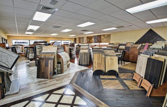 Hawkins Flooring Warehouse - 1819 Main St Sarasota, FL 34236