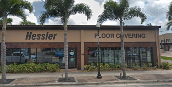 Hessler Floor Covering - 261 W Marion Ave Punta Gorda, FL 33950