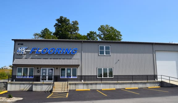 Hicks & Sons Floor Coverings  - 2740 E County Rd 900 S Cloverdale, IN 46120