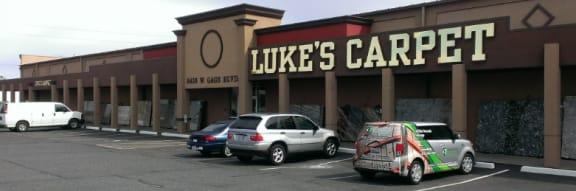 Luke's Carpet and Design Center - 8438 W Gage Blvd Kennewick, WA 99336