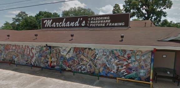 Marchand's Interior & Hardware - 214 N Alexander Ave Gonzales, LA 70737
