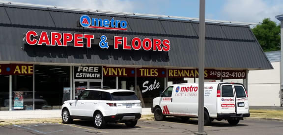 Metro Carpet & Floors - Farmington Hills - 29955 Orchard Lake Rd Farmington Hills, MI 48334
