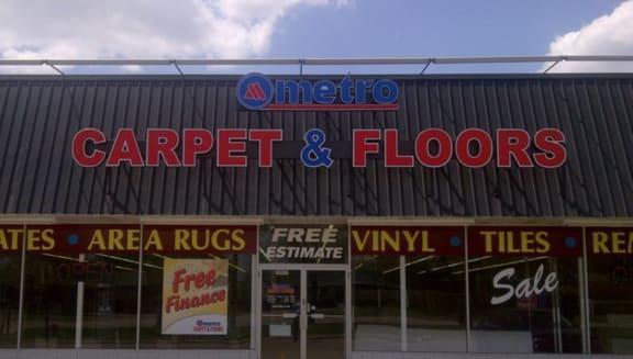 Metro Carpet & Floors - Waterford Township, MI - 3750 Dixie Hwy Waterford Township, MI 48329