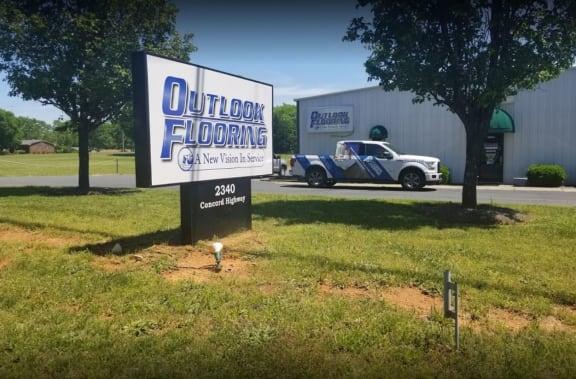 Outlook Flooring - 2340 Concord Hwy Monroe, NC 28110