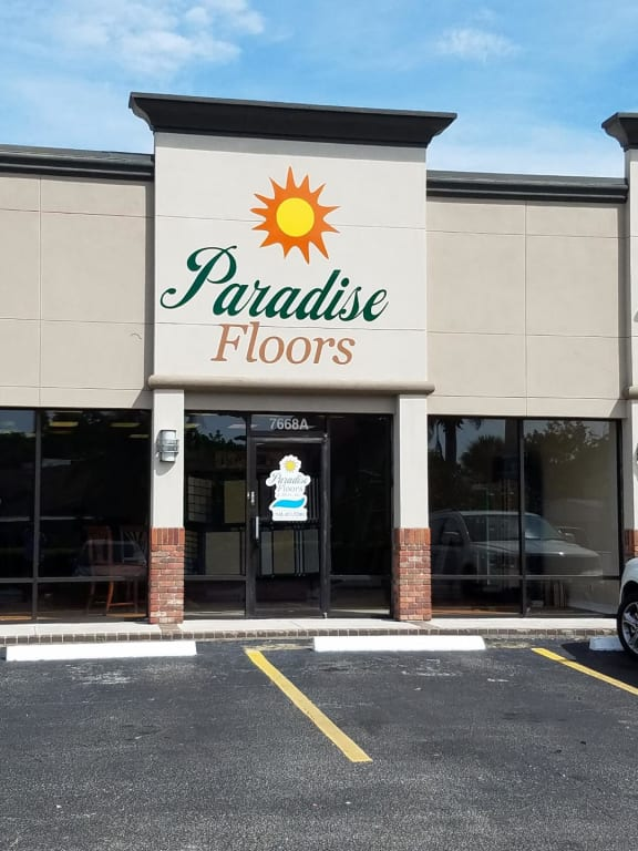 Paradise Floors & More Inc - 7668a S Tamiami Trail Sarasota, FL 34231