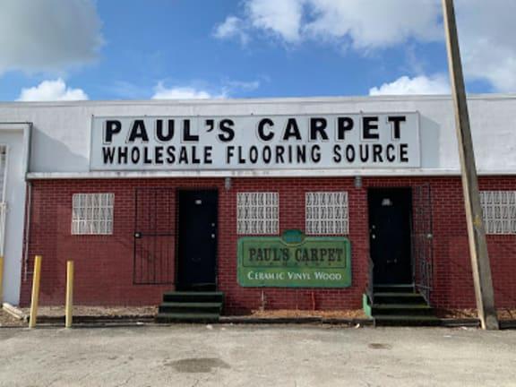 Paul's Carpet Co, Inc. - 208 NE 65th St Miami, FL 33138