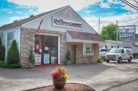 Red Baron Carpet Cleaning LLC - 305 S Main St Newtown, CT 06470