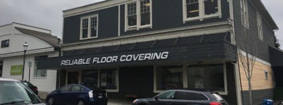 Reliable Floor Coverings - 542 Main St Edmonds, WA 98020