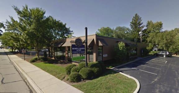 Russell Martin Carpet & Rugs - 633 N Washington St Naperville, IL 60563