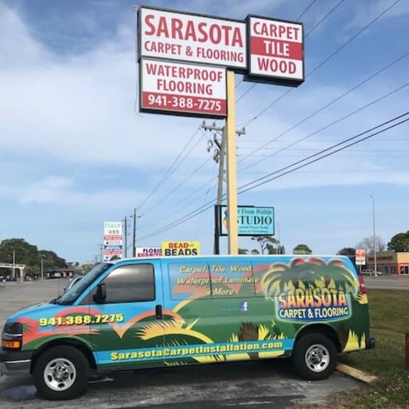 Sarasota Carpet & Flooring - 7282 S Tamiami Trail Sarasota, FL 34231