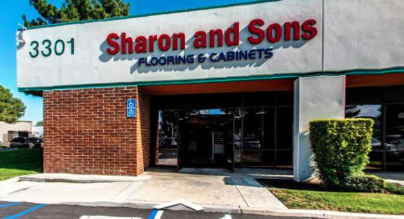 Sharon & Sons - 3301 S Harbor Blvd Santa Ana, CA 92704