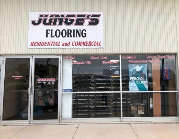 Junge's Flooring - 1830 3rd Ave SE Rochester, MN 55904